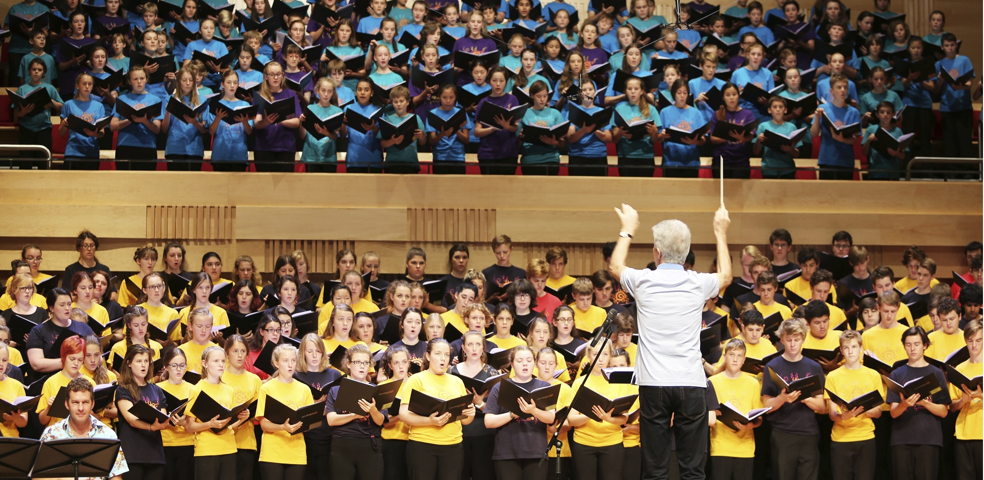 National Choral School Concerts 2016