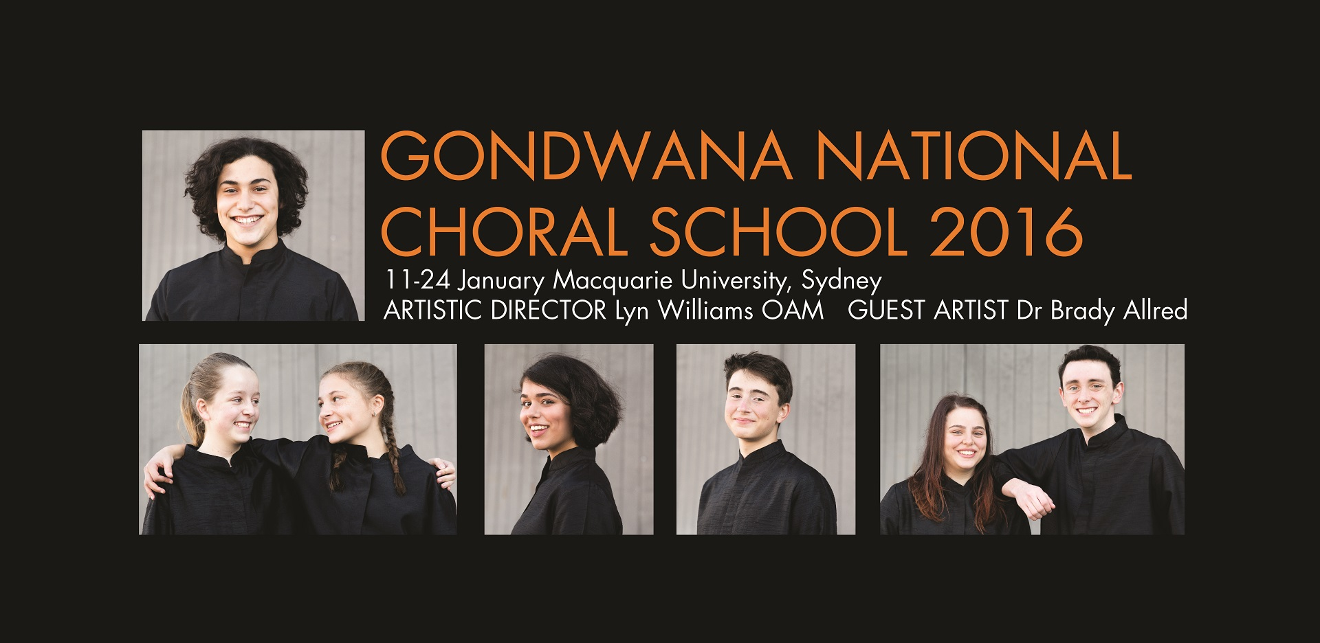 National Choral School 2016