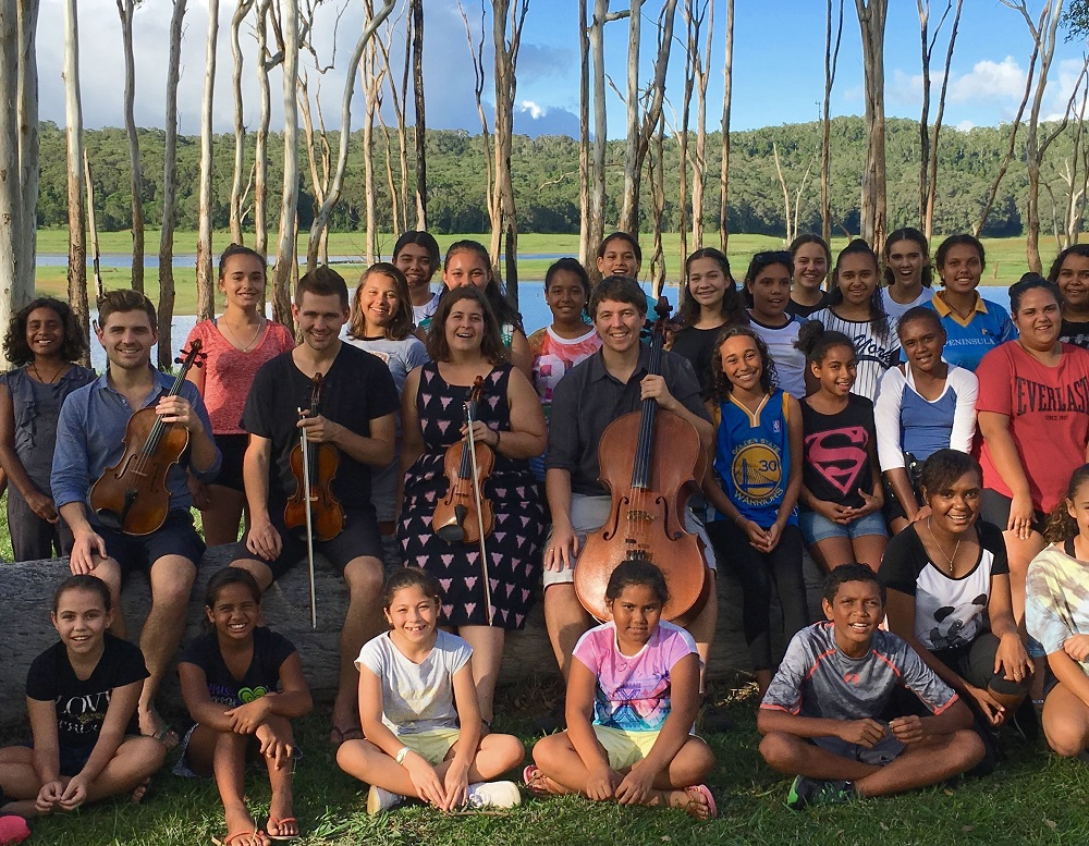 Cairns Gondwana Indigenous Children's Choir Camp