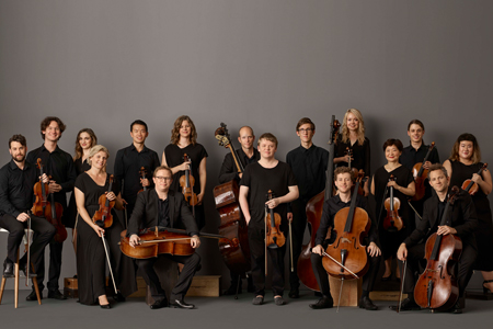 Mozart and Brahms with the ACO Collective